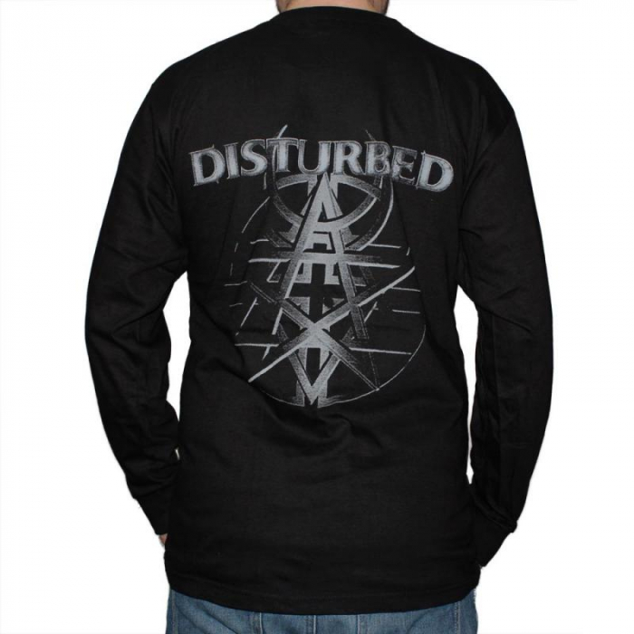 Long Sleeve Disturbed - Immortalized 1