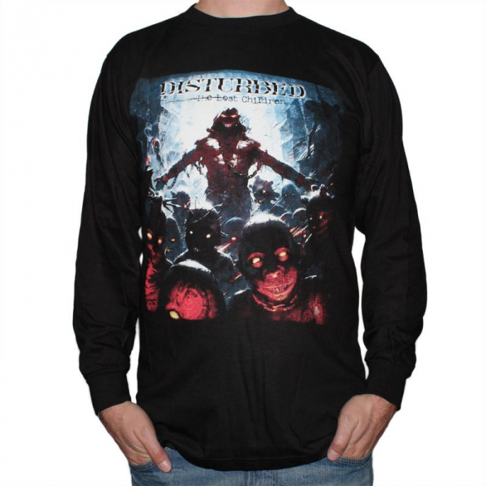Long Sleeve Disturbed - The Lost Children 0