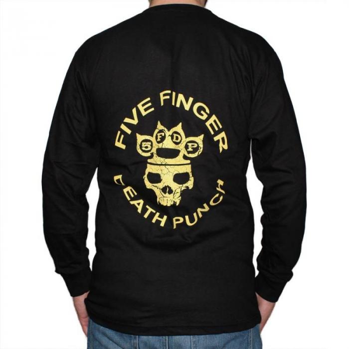Long Sleeve Five Finger Death Punch 1