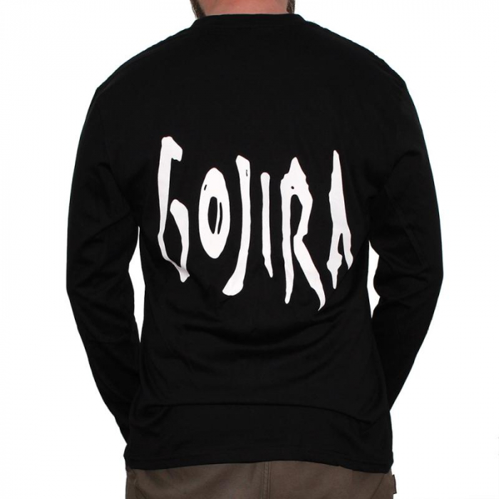 Long Sleeve Gojira - L\'Enfant Sauvage 1
