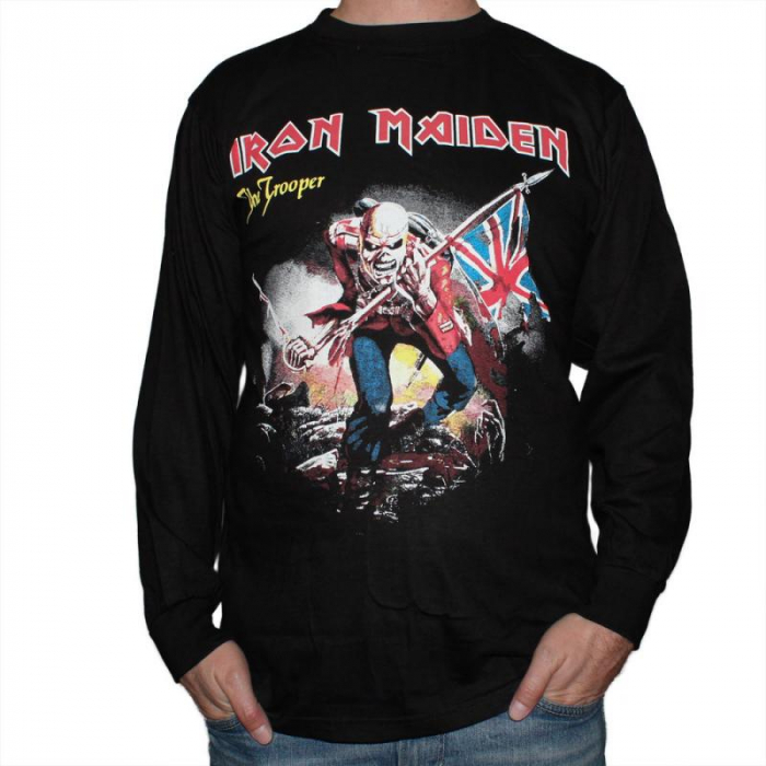Long Sleeve Iron Maiden - The Trooper [0]