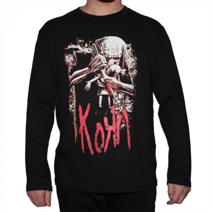 Long Sleeve Korn - Witch 0