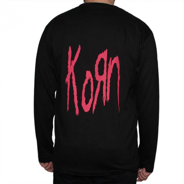 Long Sleeve Korn - Witch 1