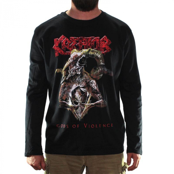 Long Sleeve Kreator - God Of Violence 0