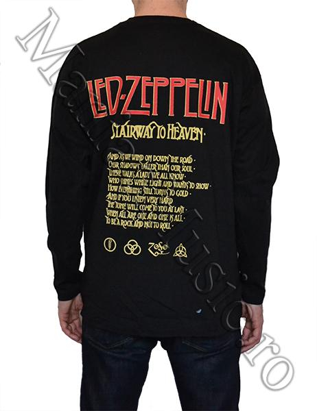 Long Sleeve Led Zeppelin - Stairway to Heaven 1