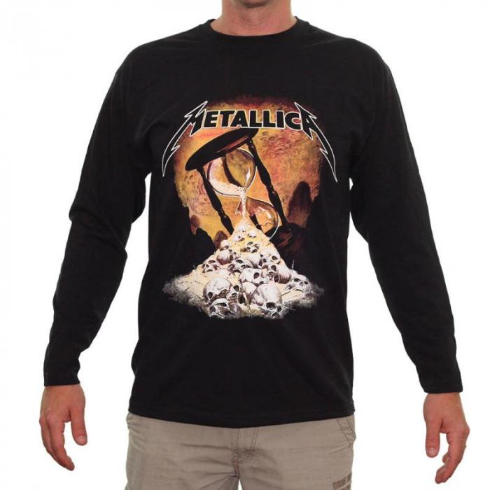 Long Sleeve Metallica - Hourglass 0