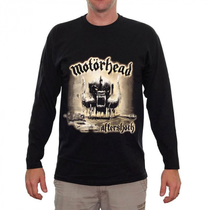Long Sleeve Motorhead - Aftershock 0