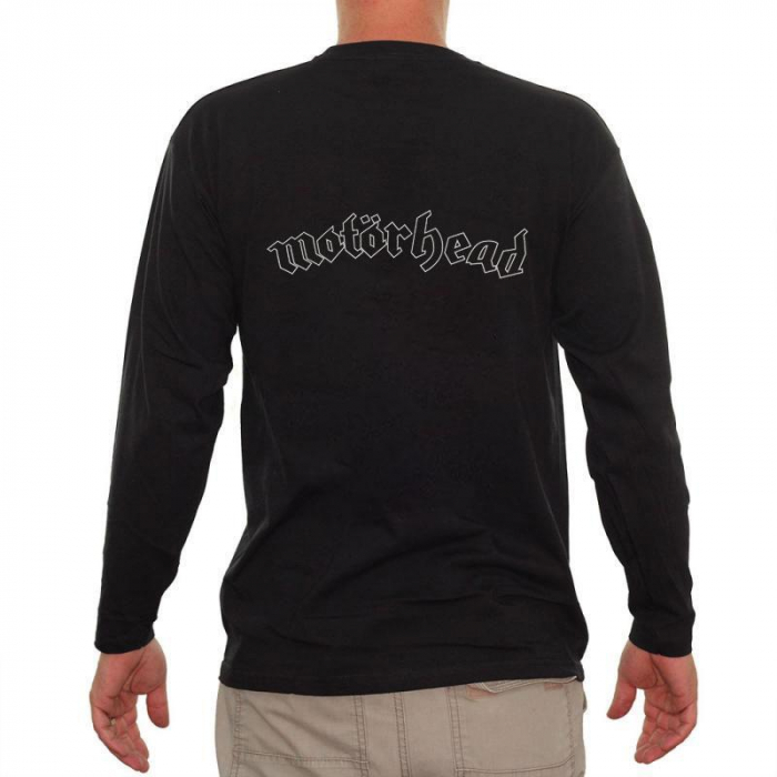 Long Sleeve Motorhead - Aftershock 1