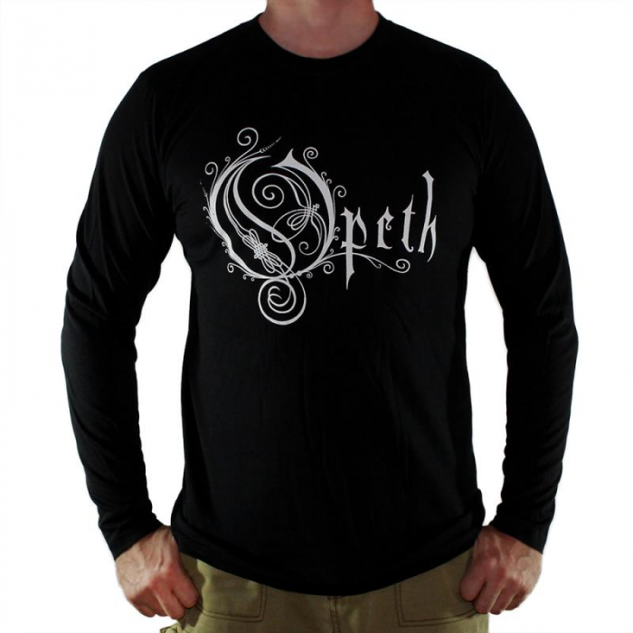 Long Sleeve Opeth - Logo 0