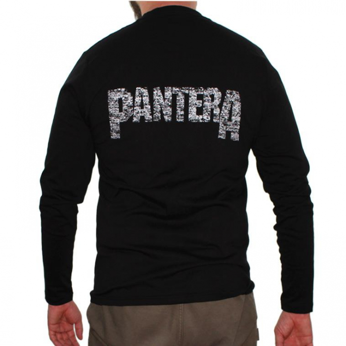Long Sleeve Pantera - Fucking Hostile 1