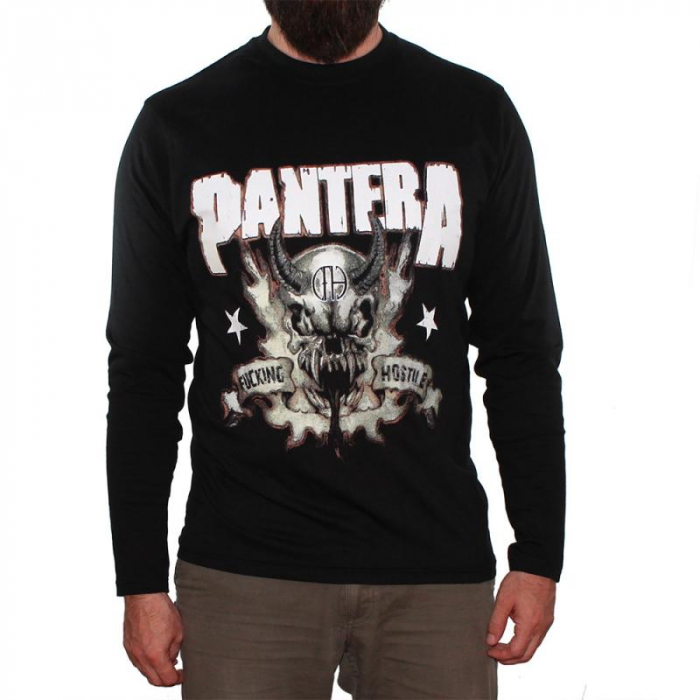 Long Sleeve Pantera - Fucking Hostile 0