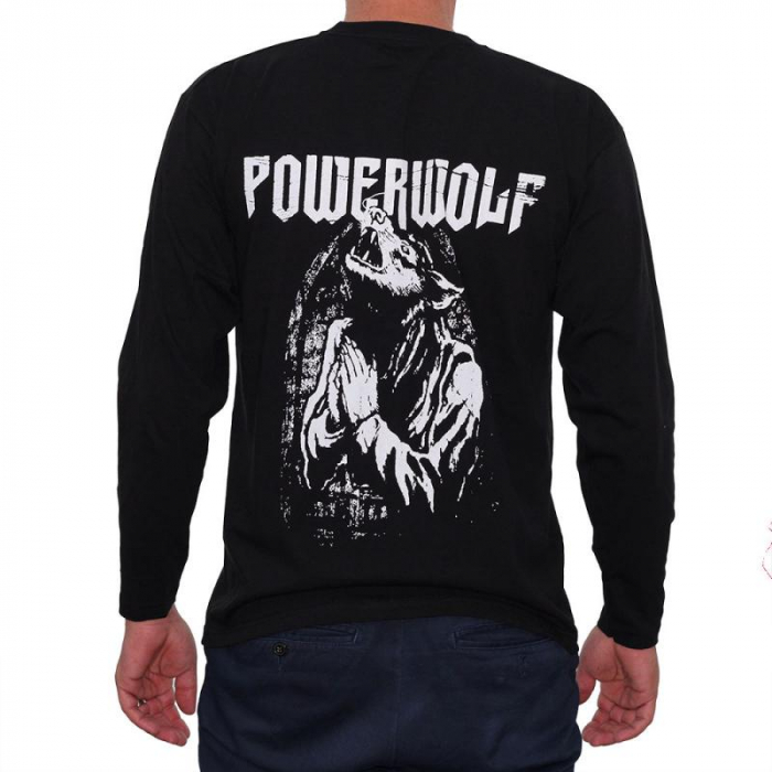 Long Sleeve Powerwolf 1