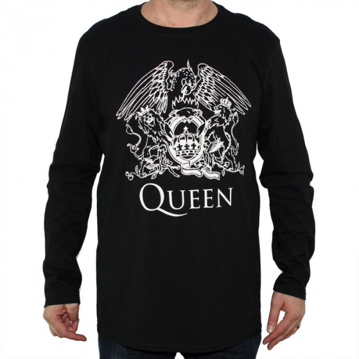 Long Sleeve QUEEN - Logo 0