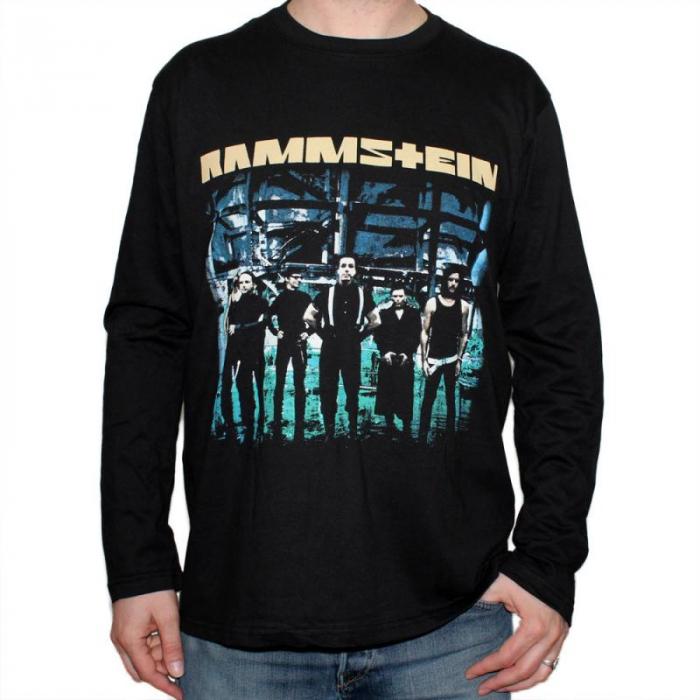 Long Sleeve Rammstein - Band 0