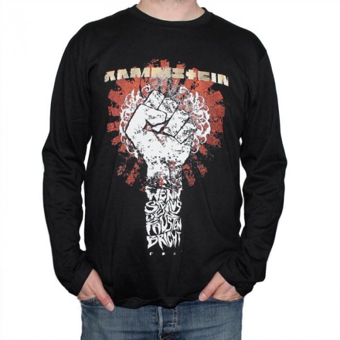 Long Sleeve Rammstein - Fist 0