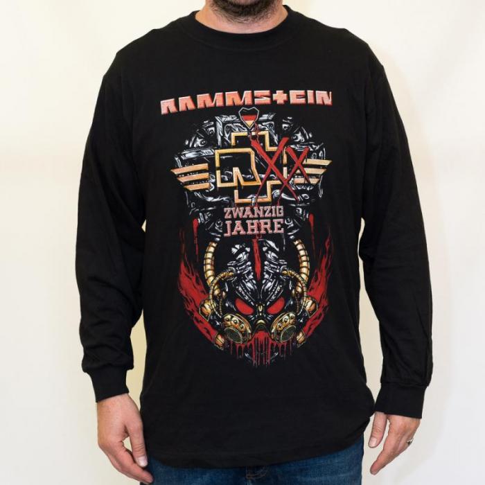 Long Sleeve Rammstein - Zwanzig Jahre 0