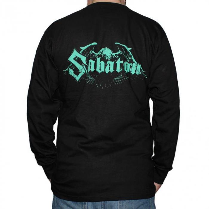Long Sleeve Sabaton - Heroes 1