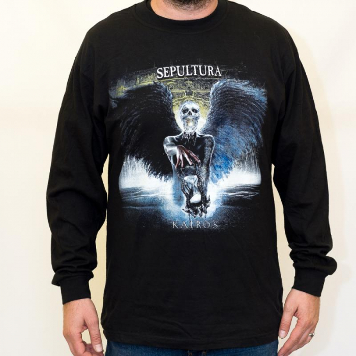 Long Sleeve Sepultura - Kairos 0