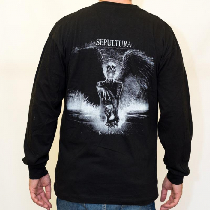 Long Sleeve Sepultura - Kairos 1