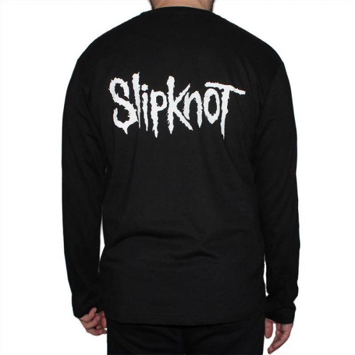 Long Sleeve Slipknot - Maggot 1