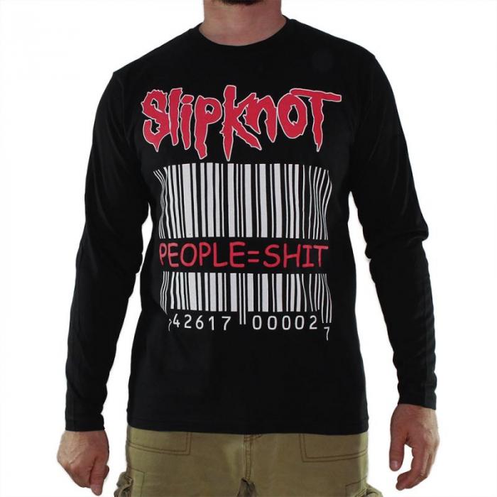 Long Sleeve Slipknot - People=Shit 0