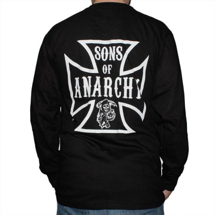 Long Sleeve Sons of Anarchy - Outlaw 1