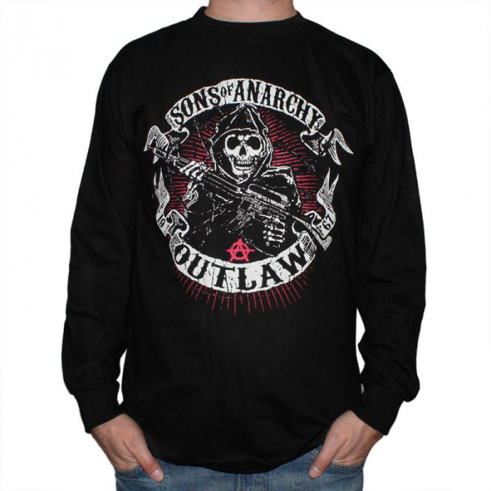 Long Sleeve Sons of Anarchy - Outlaw 0