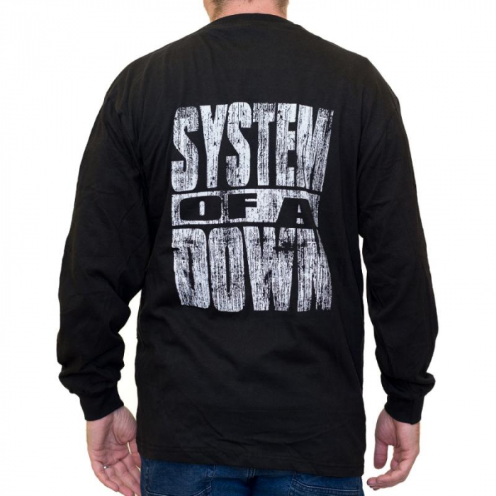 Long Sleeve System of a Down - Mushrooms 2 1