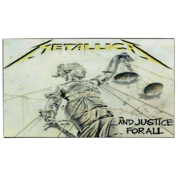 Magnet Metallica - And Justice For All [0]