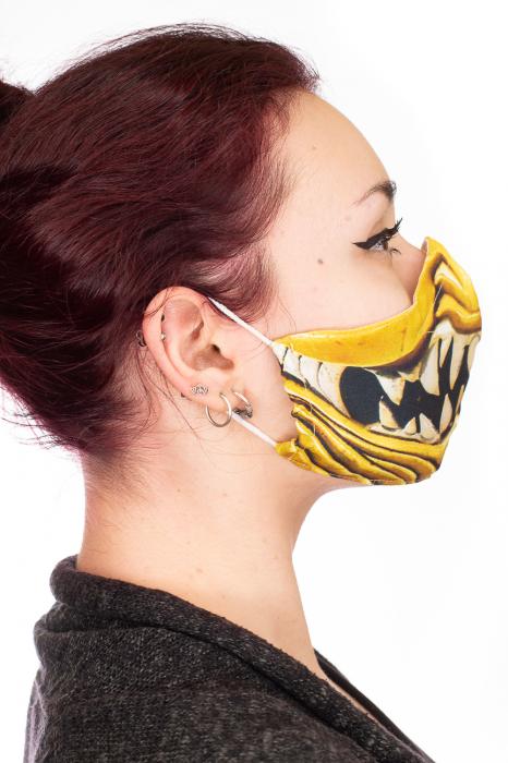 Masca bumbac cu filtru - Smile 2