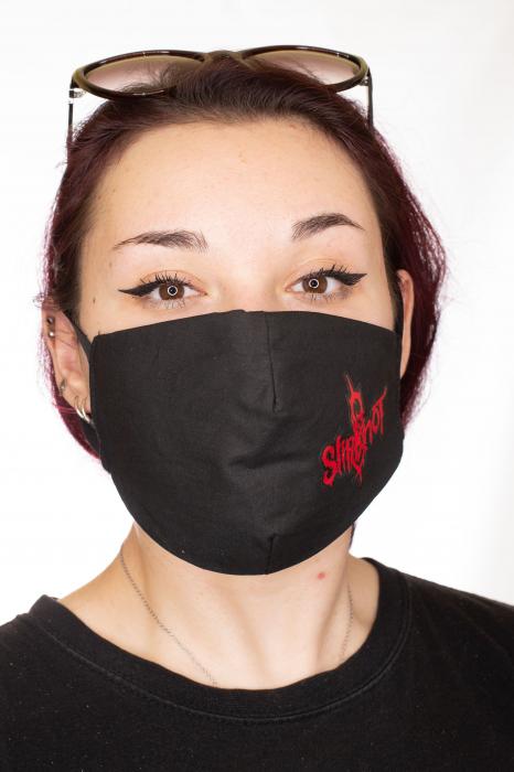 Masca rock printata - Slipknot 0