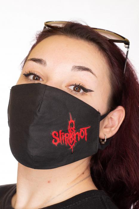 Masca rock printata - Slipknot 1