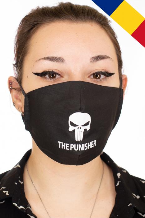 Masca Rock print - Punisher 0