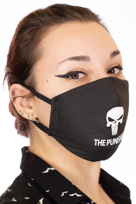 Masca Rock print - Punisher 1