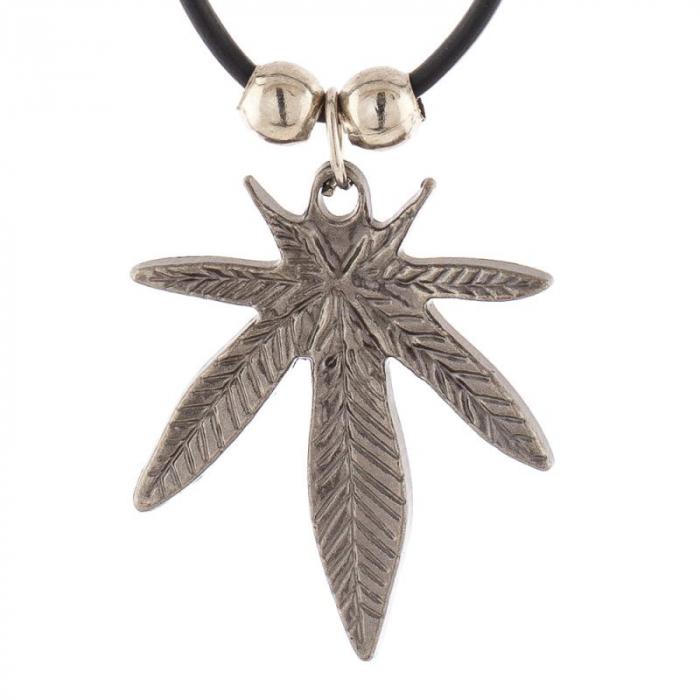Medalion - Cannabis leaf 0