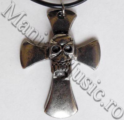 Medalion CrossandSkull (M139) [0]