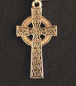 Medalion Cruce Celtica Mare [0]