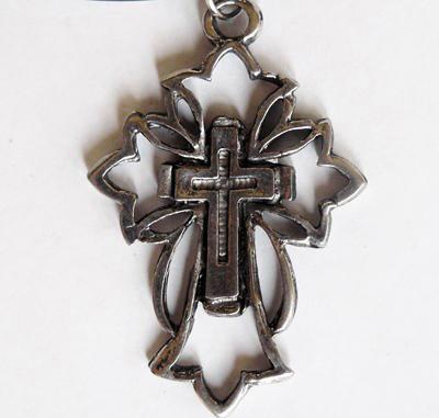 Medalion Cruce Gotica (M140) [0]