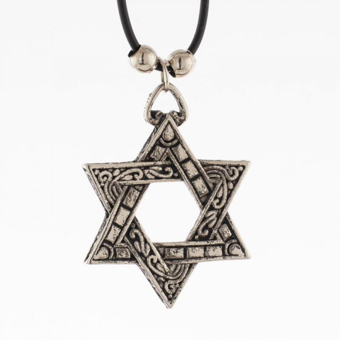 Medalion - David\'s Star 0