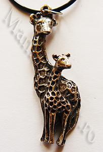 Medalion Girafa 0