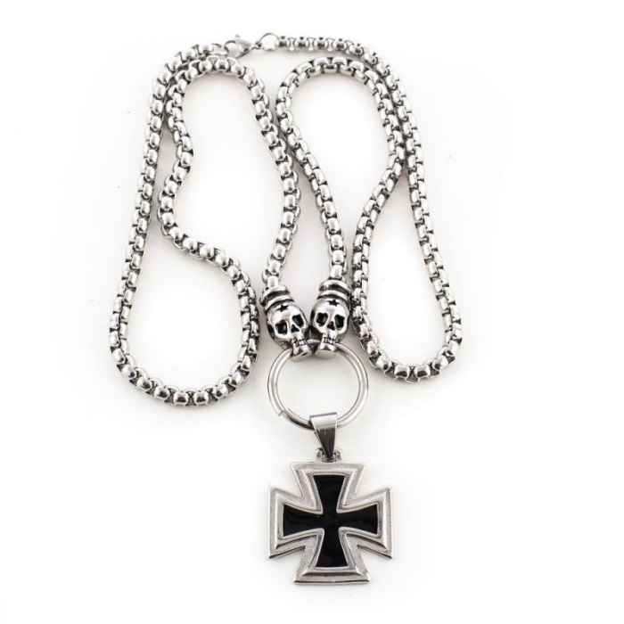 Medalion Iron Cross 2 cu lant [1]