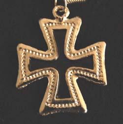 Medalion Iron Cross  0