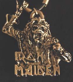 Medalion Iron Maiden Eddie's Hand 0
