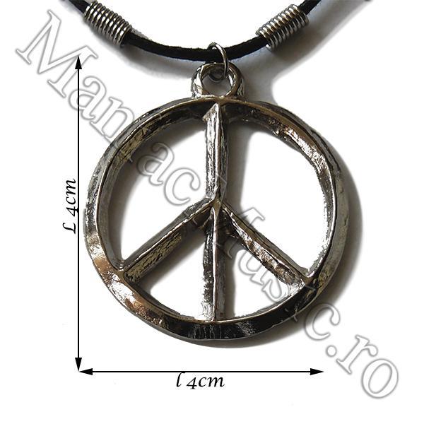 Medalion Peace  0