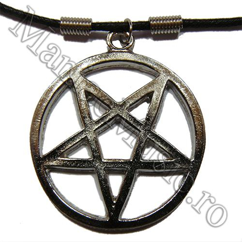 Medalion Pentagrama mare [0]