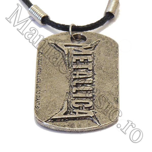 Medalion Placuta Metallica [0]