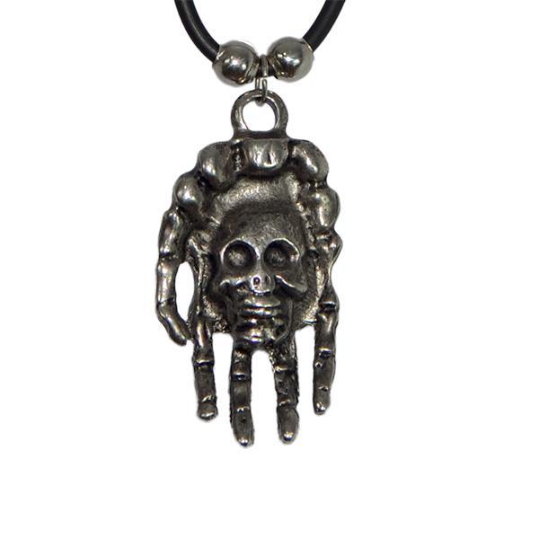 Medalion Skeleton Hand  [0]