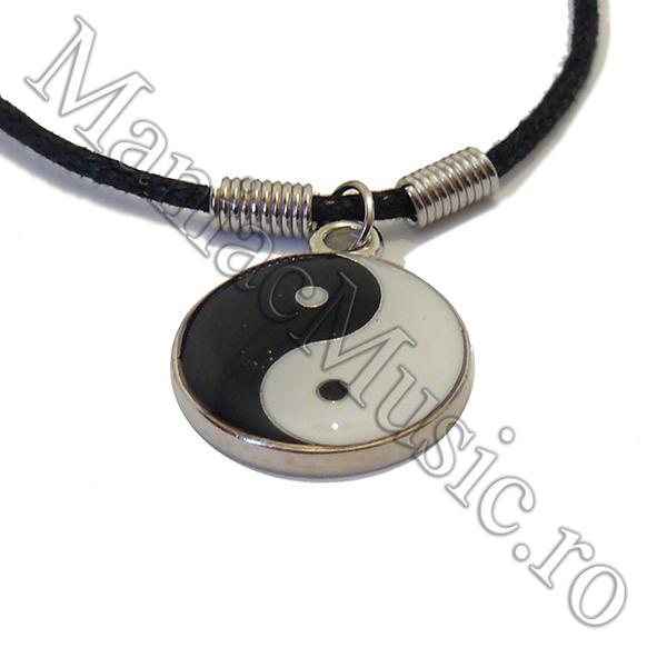 Medalion Ying Yang Mic 0