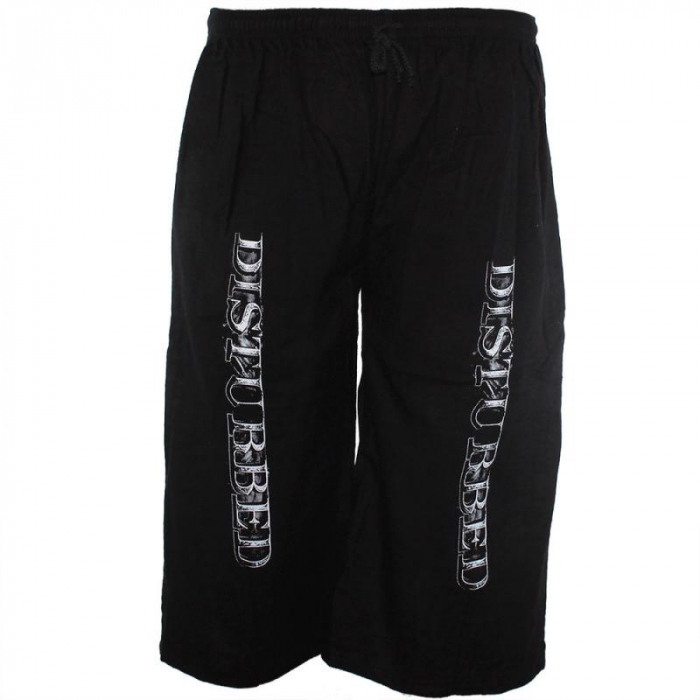 Pantaloni 3/4 Disturbed 0