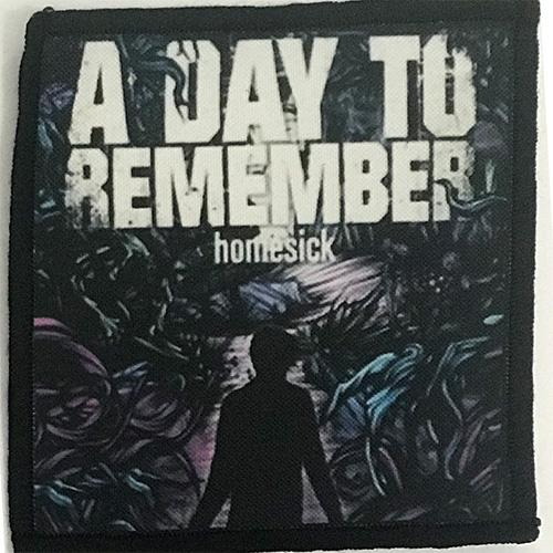 Patch A Day To Remember - Homesick 0